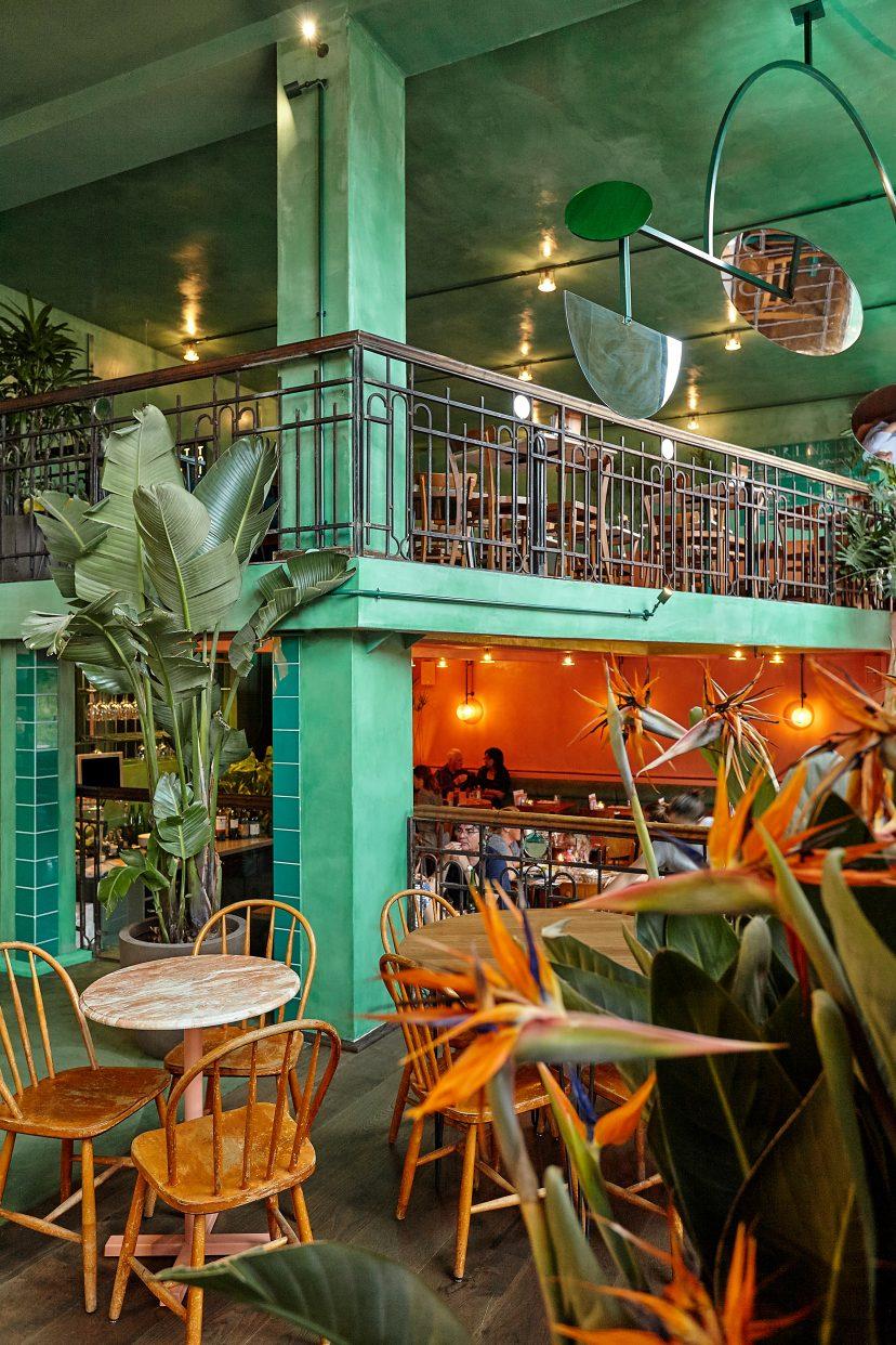 Bar botanique fiction factory