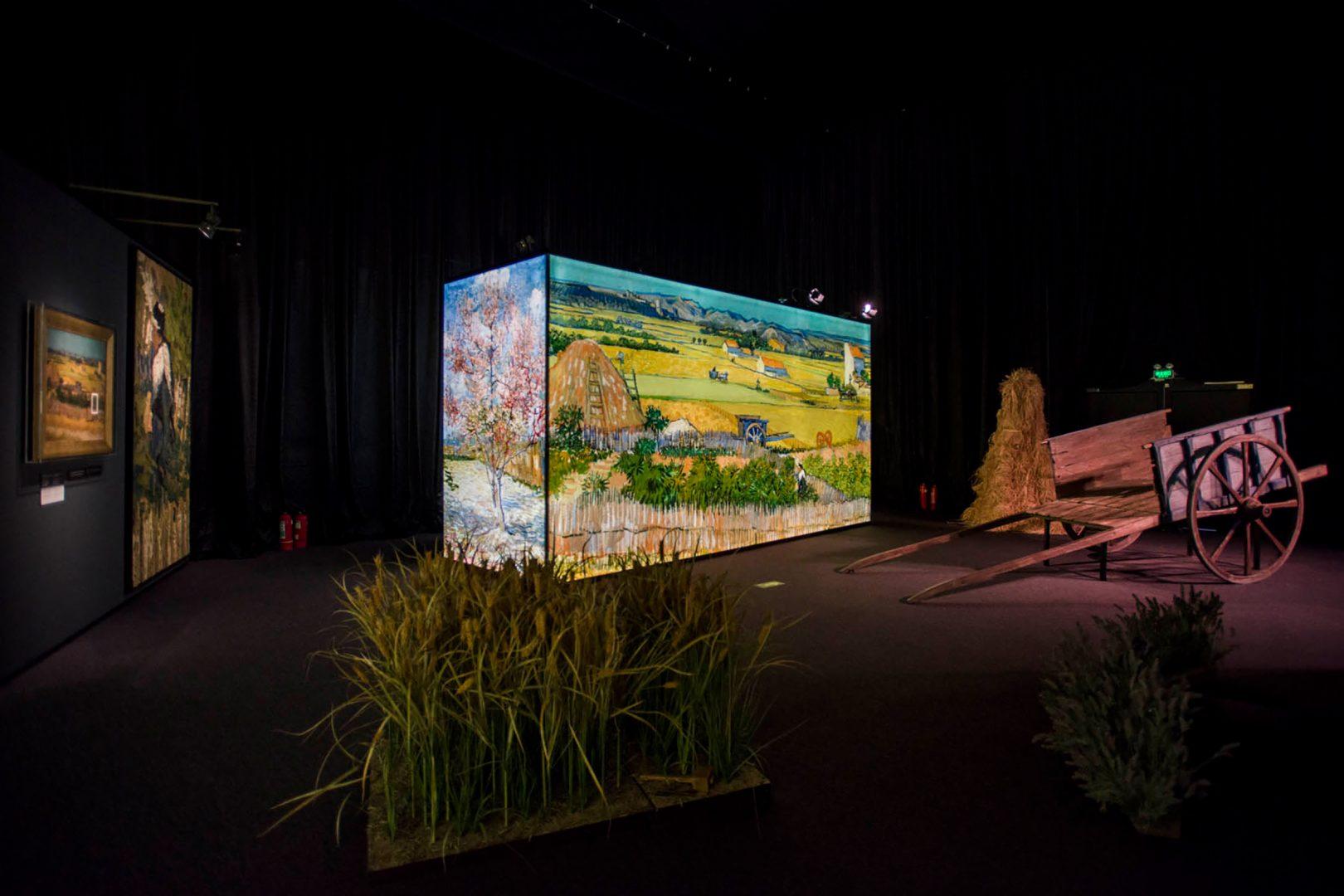 Meet Vincent Van Gogh Fiction Factory